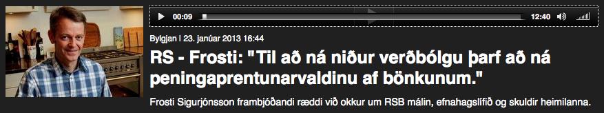 Reykjavik síðdegis