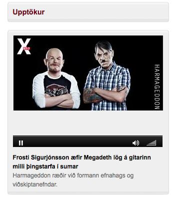 Smellið á myndina til að heyra viðtalið.
