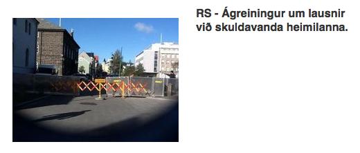 Reykjavík síðdegis